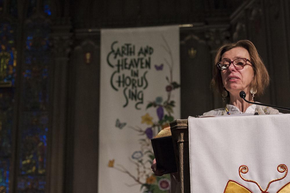 Rev. Wendy A. Witt, Associate Pastor