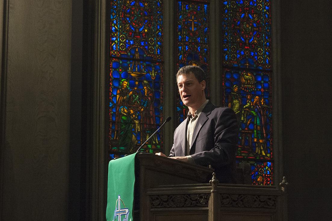 Erik Nussbaum, Director of Music & Art